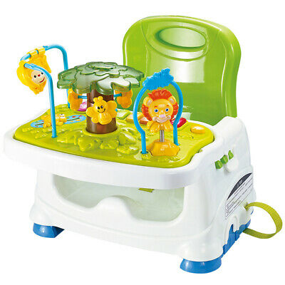 £27.89 • Buy Travel Portable Baby Feeding High Chair Booster Seat Activity Play Table W/ Tray