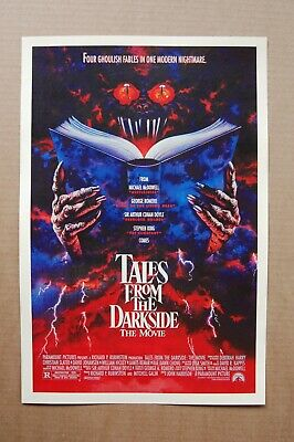 $ CDN4.99 • Buy Tales From The Darkside The Movie Lobby Card Movie Poster