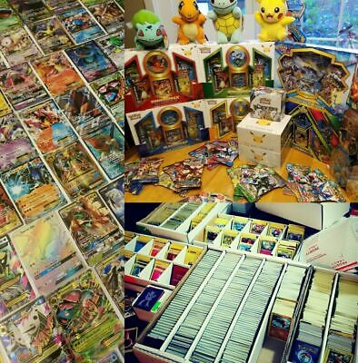 $19.99 • Buy Huge Pokemon Card Collection Lot Guaranteed Ex   Holos   Rares   Mint Pack Fresh