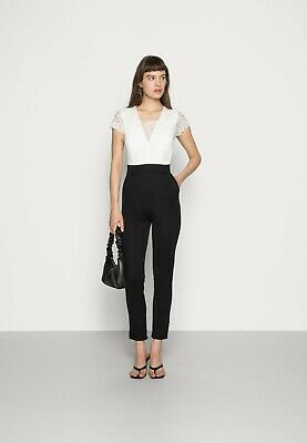 £12.99 • Buy WAL G. TWO TONE SLEEVE - Jumpsuit Size 14 RRP £37