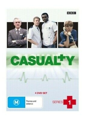 £20.95 • Buy Casualty - Series 1 [Region 4 DVD] [1986] - DVD  OWVG The Cheap Fast Free Post