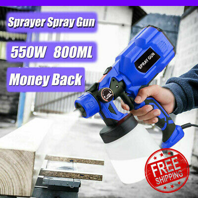 £35.99 • Buy Paint-Sprayer-Spray Gun Airless Wagner Electric 550W Home/Outdoor Wall Fence Car