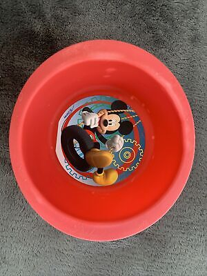 £3 • Buy Mickey Mouse Clubhouse Disney Bowl Infant Cutlery