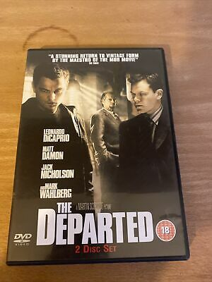 £0.99 • Buy The Departed (DVD, 2007, 2-Disc Set)