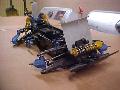 £58.23 • Buy Tamiya Boomerang 4wd  Chassis Monster Truck Project (used)