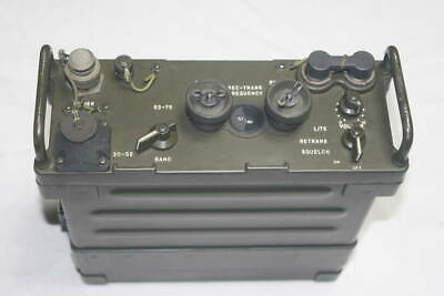 $1213.75 • Buy Rt-841 Prc-77 For Military Use Fm Transi-Ba Collection Items Almost 8-101