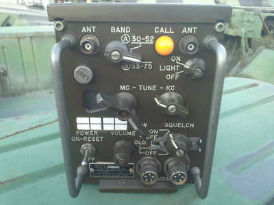 $1454.52 • Buy U.S. Military Auxiliary Receiver R-442 8-101