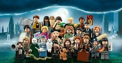 £12.95 • Buy LEGO Minifigures Harry Potter Fantastic Beasts Series 1 71022 Collectible NEW