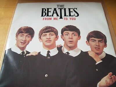 £4.99 • Buy The Beatles-from Me To You/thank You Girl -(re-issue) -7  -45rpm-vinyl