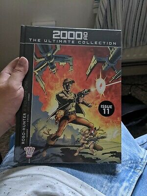 £9.99 • Buy 2000AD Robo-Hunter Volume 1 Issue 11 *Sealed* The Ultimate Collection