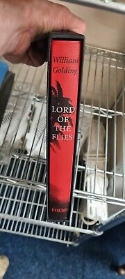 £36 • Buy Lord Of The Flies - William Golding - Folio Society 2009 (#48) First Printing