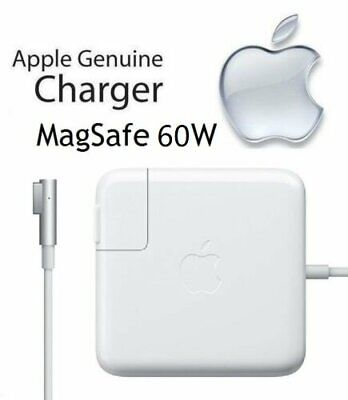 $24.99 • Buy Brand New 60W MagSafe1 Adapter APPLE MacBook Pro Power Charger A1184 A1330 A1344