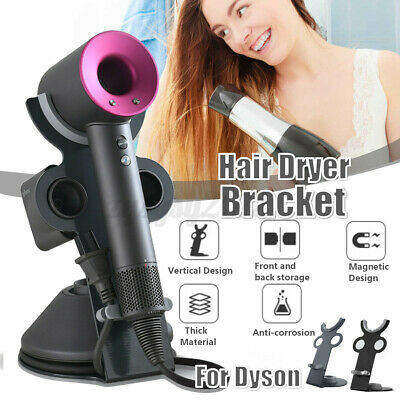 £20.99 • Buy For Dyson Magnetic Holder Anti-drop Hair Dryer Stand Bracket Mount