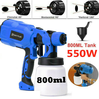 £34.99 • Buy 550W Electric Paint-Sprayer-Spray Gun Airless Wagner Home/Outdoor Wall Fence Car