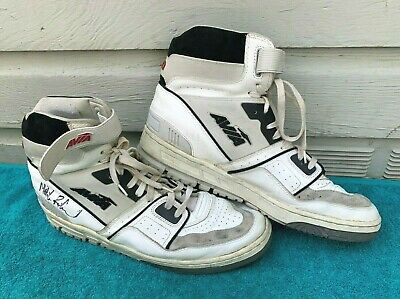 £71.89 • Buy VTG 1985 AVIA 880  For Inside The Game  Mitch Richmond Signed Game Worn? Shoes