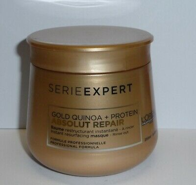 £23.90 • Buy L'Oreal Expert Absolut Repair Gold Quinoa + Protein Mask 250ml