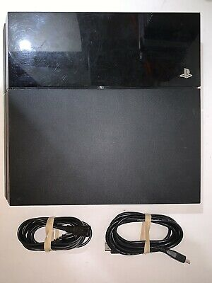 $ CDN249 • Buy Sony PlayStation 4 500GB PS4 Black Console Only TESTED & WORKING & UPDATED #11