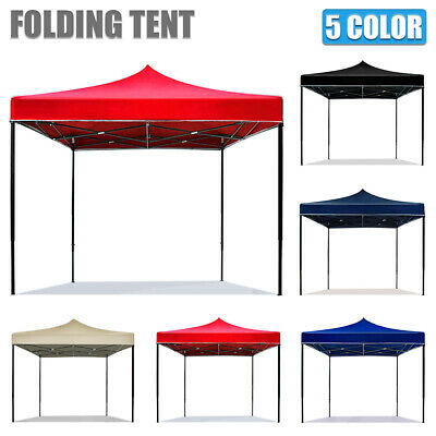 AU74.99 • Buy Gazebo Sunshade Anti UV Water Resistant Canopy Outdoor Party Tent Shelter 3x3m
