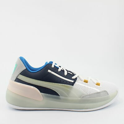 £69.99 • Buy Puma Clyde Hardwood Mens Synthetic Lace Up Trainers 193664 01