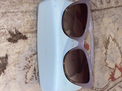 £54 • Buy Versace Sunglasses Women, Purple To Black Ombré, With Defect/scratch, With Case