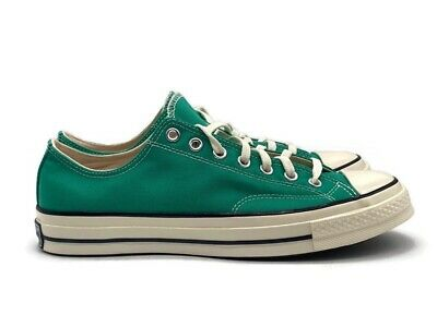 $75.98 • Buy Converse Chuck 70 OX (Mens Size 10) Casual Shoe Green White Sneaker Trainer NEW