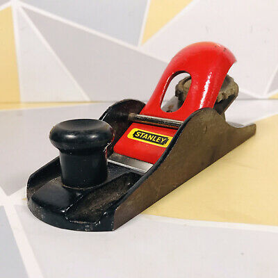 £12.99 • Buy Small STANLEY Adjustable Block Plane ⭐️ Made In England