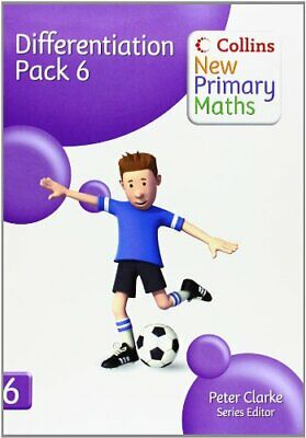 £77.74 • Buy Collins New Primary Maths – Differentiation Pack 6: Super Support And Extensi.