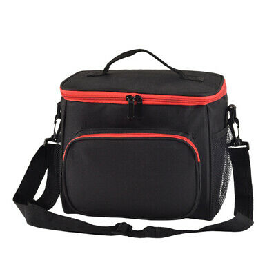 AU19.99 • Buy Insulated Lunch Bag For Women Men Cooler Kids Tote Food Picnic Thermal Lunch Box