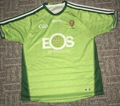 £25 • Buy Down GAA Jersey. Limited Edition Green. Size Small. Used But In Good Condition.