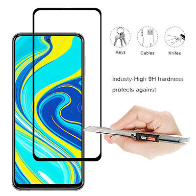 AU5.10 • Buy 2X Tempered Glass Screen Protector For Xiaomi Poco X3 NFC 11 Pro K40 9T 11 Lite