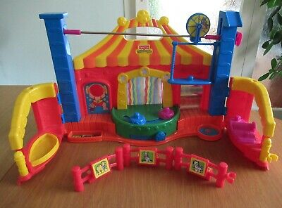 £6.99 • Buy Little People Play Ground By Fisher Price + Fences
