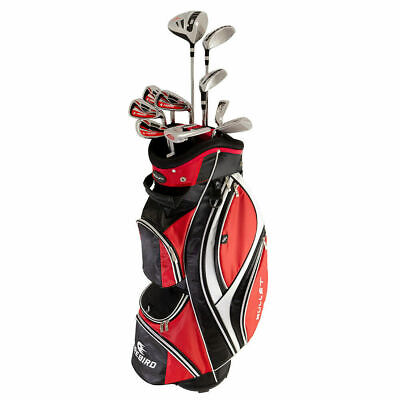 AU599.99 • Buy Bullet FIREBIRD Deluxe Golf Package Inc Cart Bag, Putter & Covers - Std Size