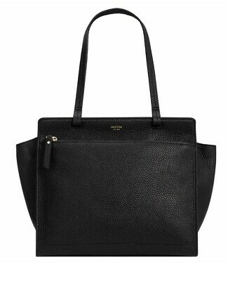 AU169 • Buy OROTON Bag Lucy Small Tote Leather RRP $399 - Black 🛍 BRAND NEW ❣️