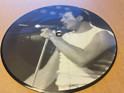 """£18.25 • Buy Queen Freddie Mercury Limited Interview 7"""" Picture Disc Nr Mint"""
