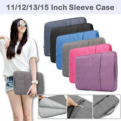 AU16.52 • Buy Laptop Sleeve Case Bag For MacBook Air Pro 13 15 A2337/8 AirPro Retina Lenovo HP