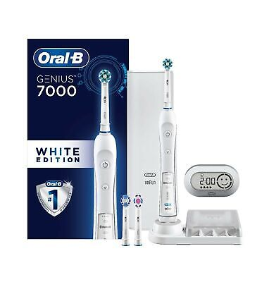 AU208.33 • Buy Oral-B 7000 SmartSeries Electric Toothbrush With Bluetooth Connectivity And T...