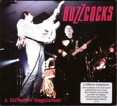£10.99 • Buy BUZZCOCKS A Different Compilation (2011) 24-track CD Album NEW/SEALED