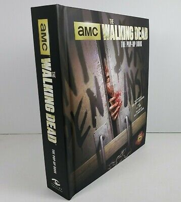AU29.28 • Buy The Walking Dead: The Pop-Up Book By S.D. Perry Hardcover Novelty