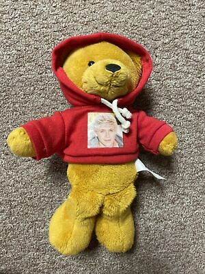 £14.63 • Buy 2012 ONE DIRECTION 1D I-Star Teddy Bear In Hoodie NIALL Horan Collectible