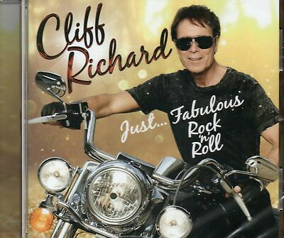£3.95 • Buy Cliff Richard - Just Fabulous Rock N Roll (2016 CD) New & Sealed