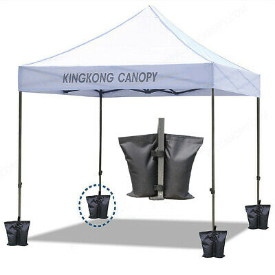AU12.88 • Buy Garden Gazebo Foot Leg Feet Weights Sand Bag For Marquee Party Tent Camping