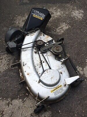 £400 • Buy Honda Ride On Lawn Mower Deck And Collection Bags