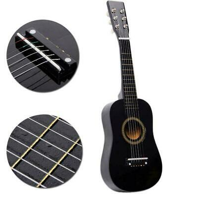 £13.40 • Buy 23  Acoustic Guitar Crystal-Clear Sound Pick String  For Children Beginners Gift