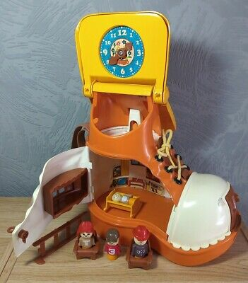 £24.99 • Buy Matchbox Play Boot Live-n-Learn 1977 Playset Toys With Figures Vintage Retro