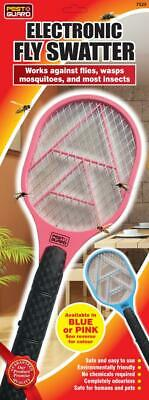 £7.95 • Buy ELECTRIC FLY INSECT SWATTER BUG MOSQUITO WASP ZAPPER KILLER ELECTRONIC AA Inc
