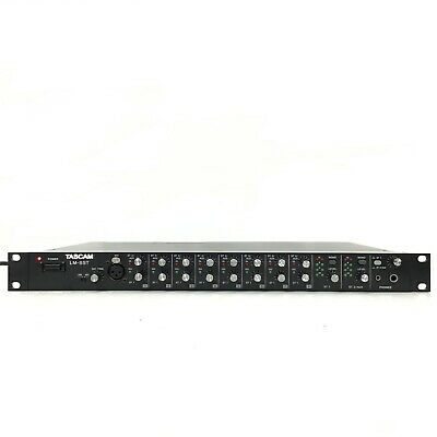 £238.88 • Buy TASCAM LM-8ST 8 Stereo Channel Line Mixer From Japan - Good Condition - TGHM