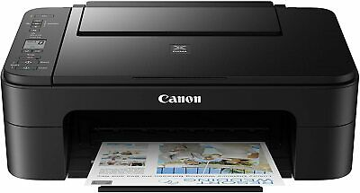 View Details Canon - PIXMA TS3320 Wireless All-In-One Inkjet Printer - Black • 59.99$
