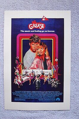 £4.39 • Buy Grease 2 Lobby Card Movie Poster