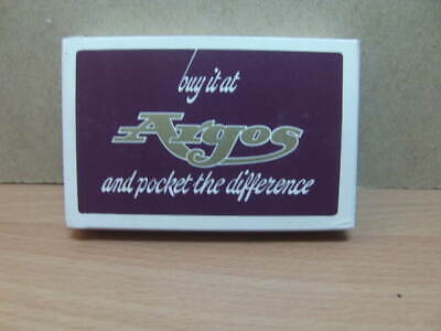 AU11.67 • Buy Buy It At Argos And Pocket The Difference C1970s Sealed Playing Cards In Box