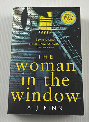 AU15.95 • Buy The Woman In The Window By Finn A. J.  Suspense, Psychological Thriller PB Book